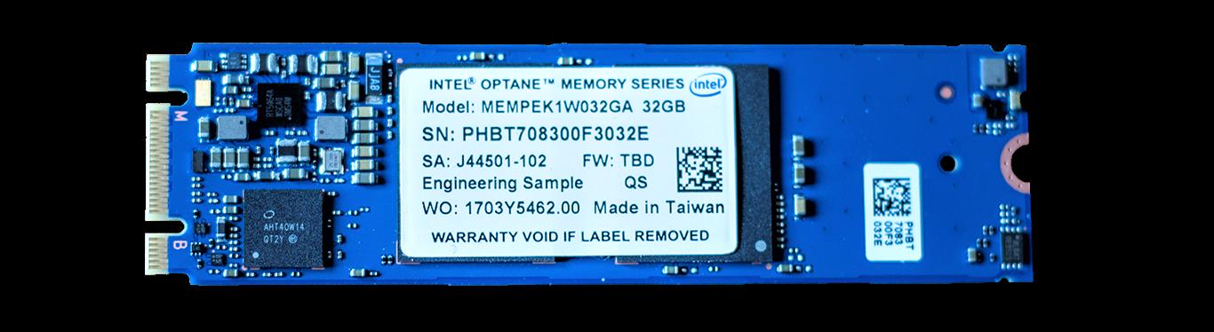 Intel Optane Memory SSD 32GB