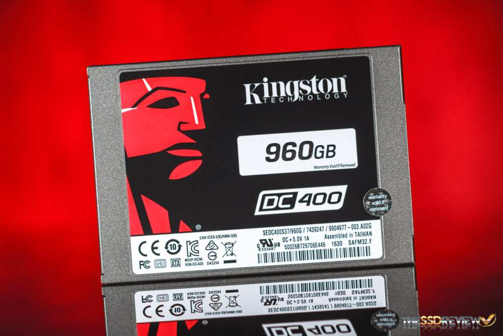 Kingston DC400 960GB SSD Main