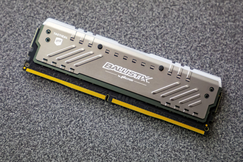 Ballistix DDR4 Tactical Tracer