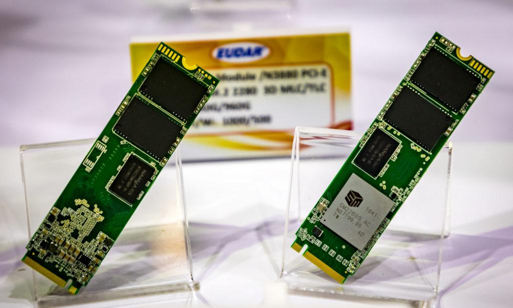 Eudar NVMe SSD