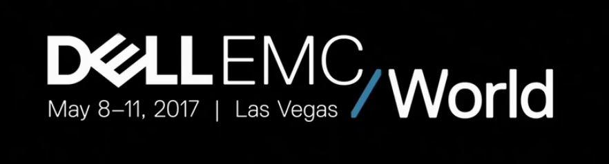 Dell EMC World 2017 banner