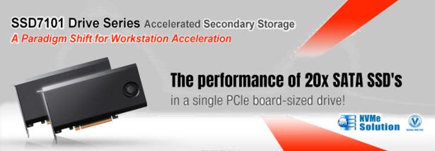 HighPoint SSD7101 banner 1