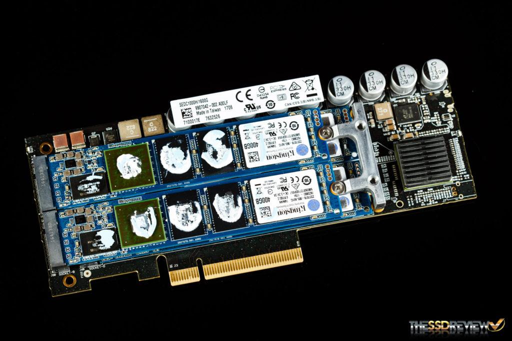 Kingston DCP1000 PCB