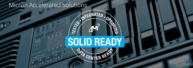 Micron Accelerated Solutions banner