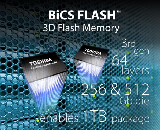 Toshiba_BiCS FLASH_main