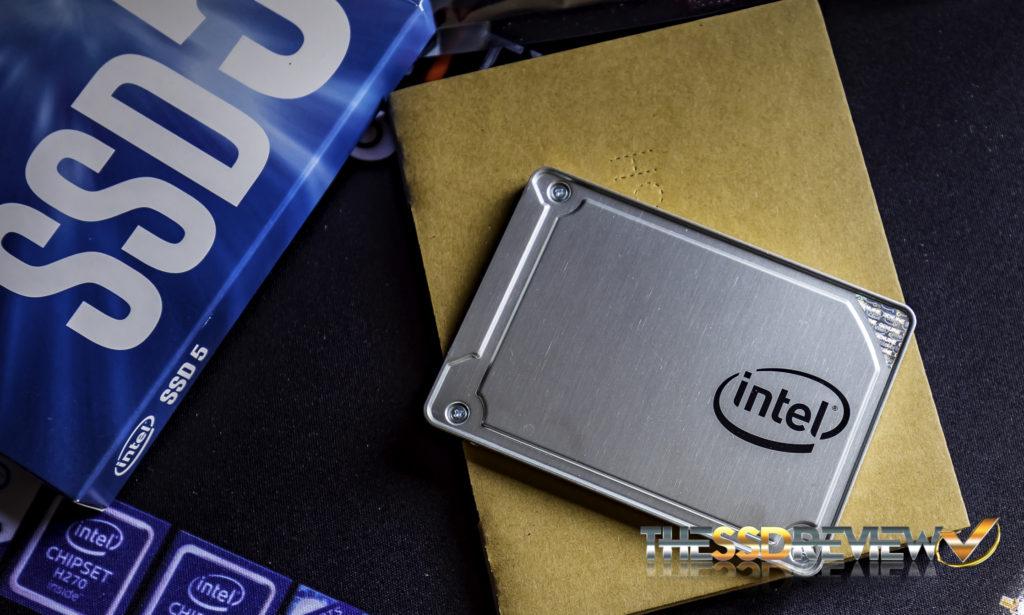 Intel SSD5 545s SSD