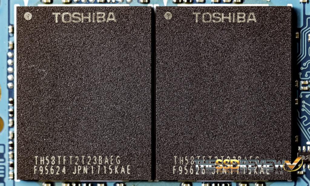 Toshiba BiCS NAND Flash Memory