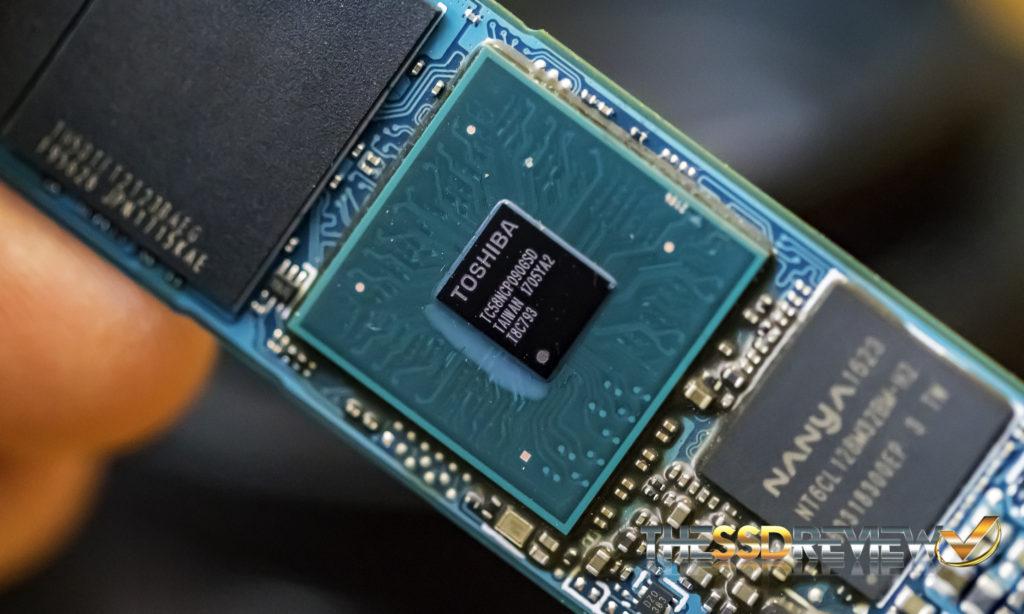 Toshiba XG3 NVMe SSD Review