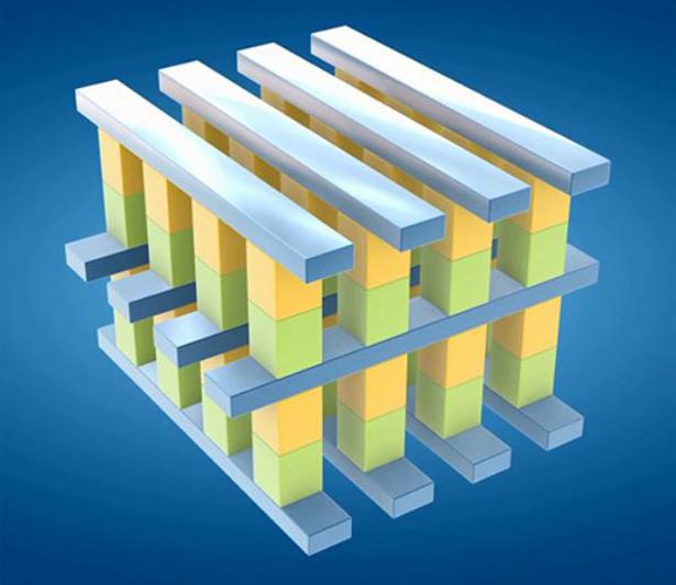 Intel Micron 3D NAND