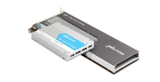 Micron 9200 form factors