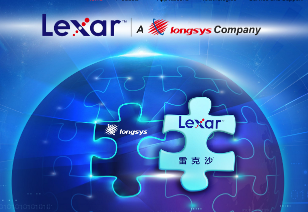 Lonsys acquires Lexar image 2