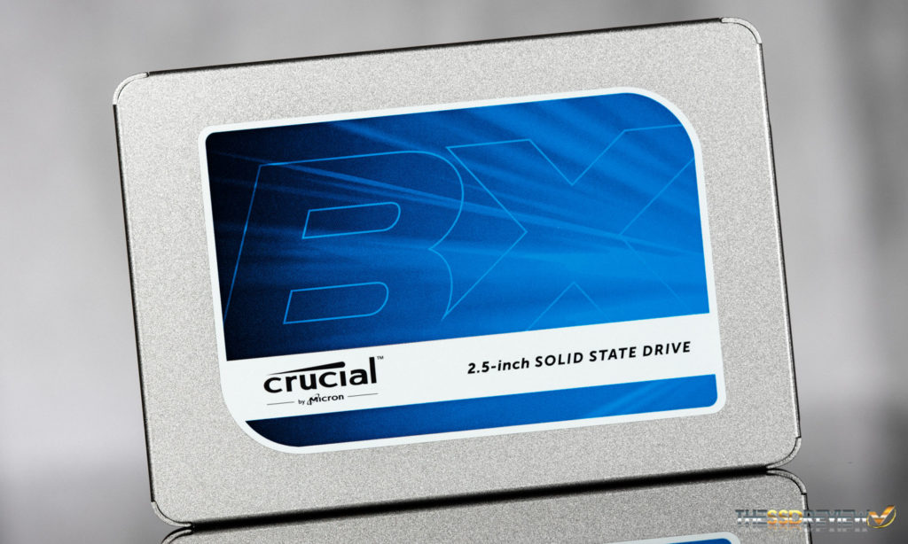Crucial BX300 Angle
