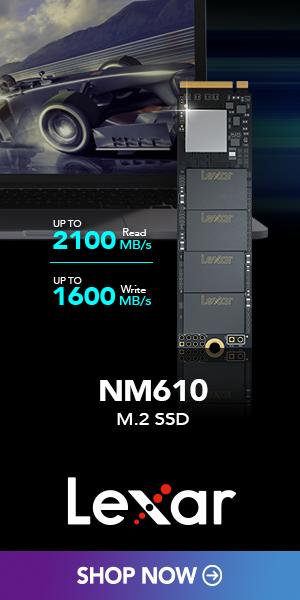 Lexar NM610 300x600